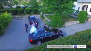 Dron na ślubie. Płock, Gostynini, Kutno, Sochaczew